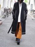 "【2020AW】 BED J.W. FORD (ベッドフォード) ""Hand Stitched Gawn Coat"" <コート>"