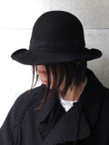 "【2020AW】 BED J.W. FORD (ベッドフォード) ""Melton HAT"" <ハット>"