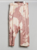 "【2020AW】 BED J.W. FORD (ベッドフォード) ""Bleached Silk Cropped Pants"" <パンツ>"