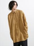 """Dulcamara (ドゥルカマラ) """"トレンチシャツ 18AW - ORCHER"""" <ロングシャツ>"""