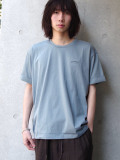 "<19SS> Dulcamara (ドゥルカマラ) ""バルーンT"" - SMOKE BLUE"
