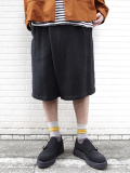 "<16SS> Edwina Horl  (エドウィナホール) // ""WRAP SHORT PANTS"" <ラップショートパンツ> - run run run"