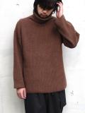 """【SALE】Edwina Horl  (エドウィナホール) // """"TURTLE NECK KNIT"""" <タートルネックニット>"""
