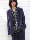 "<19SS> Edwina Horl  (エドウィナホール) // ""TAILORED JACKET"" <テーラードジャケット> - NAVY"
