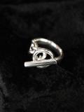 "Garden of Eden (ガーデンオブエデン) ""CIRCLE T-Bar ring"" <シルバーリング/指輪>"