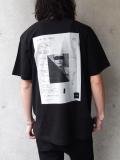 """JieDa(ジエダ)  """"GRAPHIC TEE"""" <Tシャツ>"""
