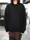 "【19AW受注会商品】 JieDa(ジエダ)  ""FRUIT OF THE LOOM SWITCHING SWEAT"" <スウェット>"