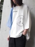 """JieDa(ジエダ)  """"ASYMMETRY S/S"""" <Tシャツ/カットソー> - 全2色"""