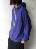 "SALE : JieDa(ジエダ)  ""HOODIE ""FRUIT OF THE LOOM"" <パーカー> - LAVENDER (BLUE系)"