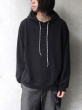 "SALE : JieDa(ジエダ)  ""HOODIE ""FRUIT OF THE LOOM"" <パーカー> - BLACK"