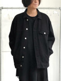 "【20SS予約商品】JieDa(ジエダ)  ""DENIM JACKET"" <デニムジャケット/ブルゾン> - 全2色"