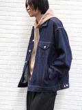 "【20SS】JieDa(ジエダ)  ""DENIM JACKET"" <デニムジャケット/ブルゾン>"