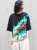 "JieDa(ジエダ)  ""SHUN KOMIYAMA PHOTO TEE"" <Tシャツ カットソー>"