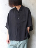 "【20SS】 JUHA (ユハ)  ""CUPRA CROP SHIRT"" <シャツ>"