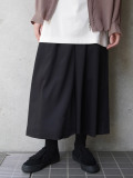"【20SS】 JUHA (ユハ)  ""WIDE CROPPED PANTS"" <パンツ>"