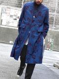 """<19SS> MASU (マス/エムエーエスユー) """"AVI FLOWER COAT コート"""""""