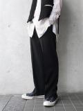 """<19SS> MASU (マス/エムエーエスユー) """"ATELIER MAN TROUSERS"""" <スラックス>"""