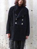 """【2020AW】 MASU (マス/エムエーエスユー) """"BOHEMIAN COAT"""" <Pコート>"""
