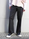 """【2020SS】 my beautiful landlet (マイビューティフルランドレット)  """"worsted boot cut pants"""" <ブーツカットスラックス>"""