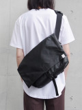 "Notive (ノーティヴ) // ""WATER-PROOF PVC MESSENGER BAG"" <メッセンジャーバッグ>"