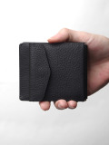 "Notive (ノーティヴ) // ""MONEY CLIP WALLET NJWF-07"" <マネークリップ 財布> - BLACK"