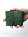"Notive (ノーティヴ) // ""MONEY CLIP WALLET NJWF-07"" <マネークリップ 財布> - GREEN"