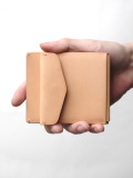 "Notive (ノーティヴ) // ""MONEY CLIP WALLET NJWF-07"" <マネークリップ 財布> - NATURAL"