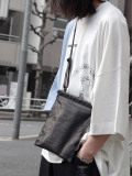 "PATRICK STEPHAN (パトリックステファン) ""Leather shoulder bag 'spring closure'"" #191ABG04 <ショルダーバッグ/サコッシュ>"