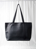 "PATRICK STEPHAN (パトリックステファン) ""172ABG01 Leather tote wide 'adjustable shoulder' <トートバッグ ショルダーバッグ>"