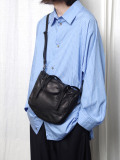 "PATRICK STEPHAN (パトリックステファン) ""Leather bag 'petit-chiffon' 20 203ABG06"" <ショルダーバッグ>"
