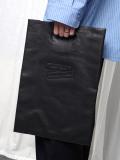 "PATRICK STEPHAN (パトリックステファン) ""Leather bag 'flat' 19 194ABG01"" <マーケットバッグ>"