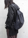 "PATRICK STEPHAN (パトリックステファン) ""Fabric backpack 'tofu'"" #184ABG01 <バックパック/リュック>"