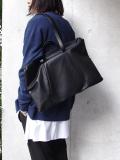 """PATRICK STEPHAN (パトリックステファン) """"Leather tote """"loop handle"""" #181ABG01 <トートバッグ/ボストンバッグ/ドラムバッグ>"""