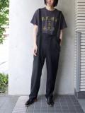"【2021SS】 Sasquatchfabrix. (サスクワァッチファブリックス) ""SUSPENDER PANTS"" <パンツ>"
