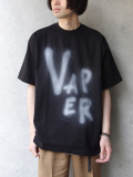 """【18SUMMER】 SOE (ソーイ)  """"H/S Crewneck T """"VAPER"""""""" <Tシャツ/カットソー>"""