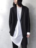 """【19SS】 soe (ソーイ)  """"2B Peaked Jacket"""" <サマージャケット>"""