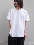 """【19SS】 soe (ソーイ)  """"ROUND HEM TALL T"""" <Tシャツ/カットソー> - 全3色"""