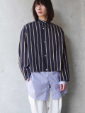 "【19SS】 soe (ソーイ)  ""Double Mackinaw Shirt"" <ロングシャツ>"