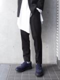 "【19SS】 soe (ソーイ)  ""Student Trousers Narrow Fit"" <サマースラックス>"