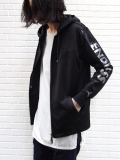 【SALE】 TAAKK (ターク) // ENDRESS JERSEY PARKA <ジップアップパーカー>