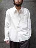 "【19AW】 tac:tac (タクタク)  ""PASS HOLDER SHIRTS"" <シャツ>"