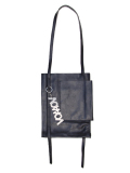 "【18AW】 VOAAOV (ヴォアーブ)  ""leather shoulder bag"" <レザーショルダーバッグ>"