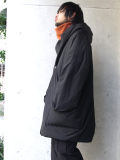 "SOLD OUT !【19AW】 VOAAOV (ヴォアーブ)  ""long down coat"" <ダウンコート> - BLACK"