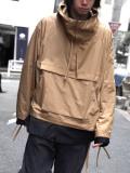 """【20SS】 VOAAOV (ヴォアーブ)  """"cotton anorak"""" <アノラックブルゾン> - BEIGE"""