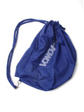 "【20SS】 VOAAOV (ヴォアーブ)  ""nylon knapsack"" <バッグ> - BLUE"