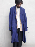 "【20SS】 VOAAOV (ヴォアーブ)  ""linen rayon big coat"" <コート>"