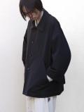 """【21SS】 VOAAOV (ヴォアーブ)  """"VINTAGE WASH CHINO CLOTH SHORT COAT """" <コート>"""