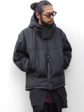 "【18AW】 wizzard (ウィザード)  ""HAPPY BLOUSON 3"" <ダウンジャケット>"