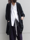 "【18SS】 wizzard (ウィザード)  ""DOLMAN LONG CARDIGAN"" <ロングカーディガン>"
