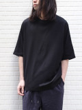 "wizzard (ウィザード)  ""OVERSIZE CUTSEW 19SS"" <カットソー> - BLACK"